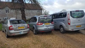 Our Hire Vehicles